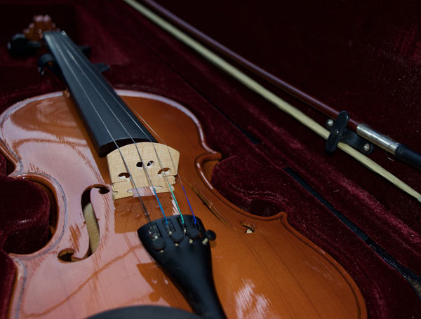 Musical Instrument Case Repairs